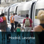 Madrid-levante